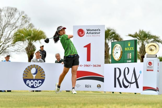2019 WOMEN'S AMATEUR ASIA PACIFIC