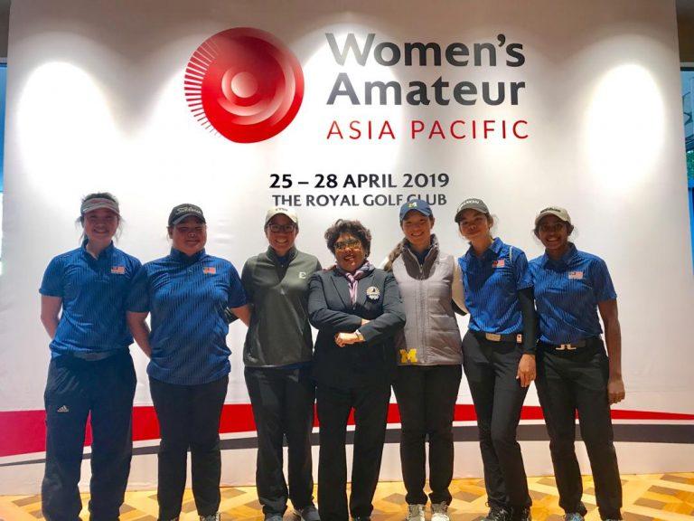 2019 W2019 WOMEN'S AMATEUR ASIA PACIFICOMEN'S AMATEUR ASIA PACIFIC Image 3
