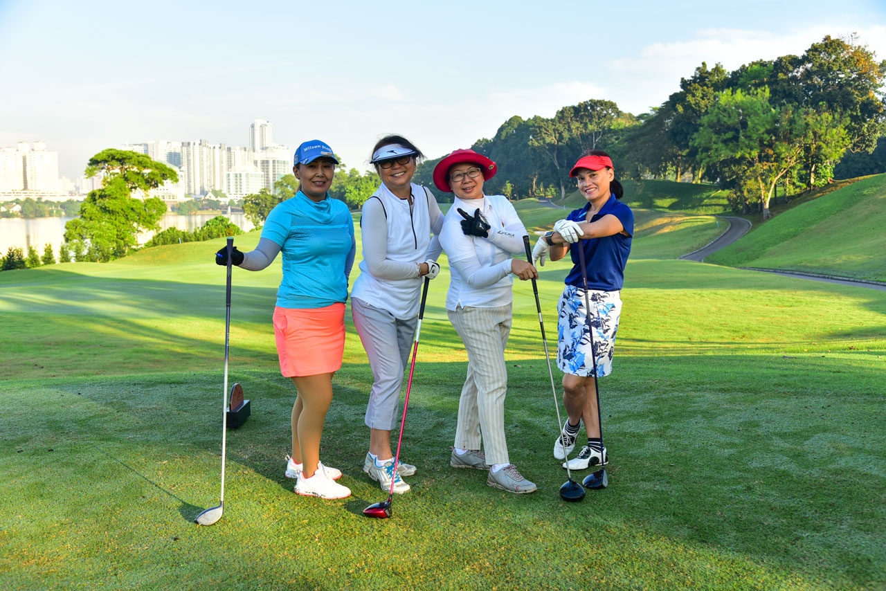 Kejohanan Golf Piala Puteri 2019