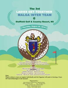 The 3rd Ladies Get Together Malga Inter Team