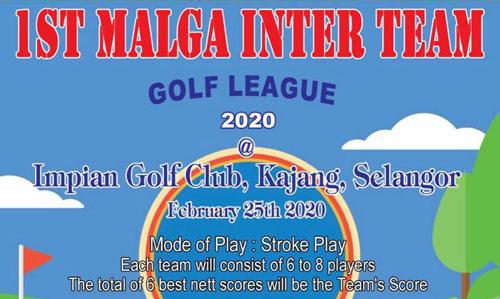 1st Malga Inter Team Selangor