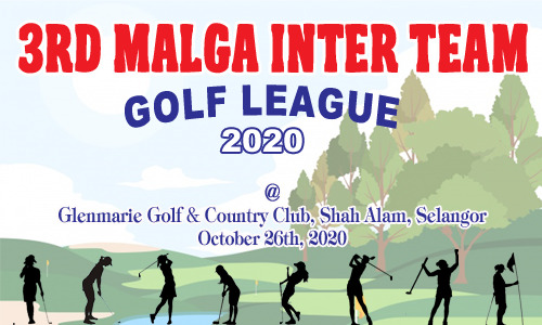 3RD MALGA INTER TEAM GOLF LEAGUE 2020
