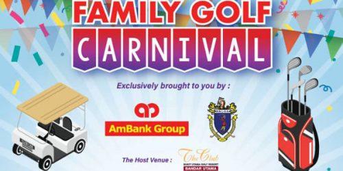 Family Golf Carnival