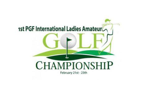1ST PGF INTERNATIONAL LADIES AMATEUR GOLF CHAMPIONSHIP
